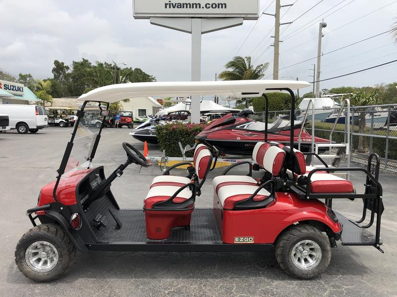 2019 E Z Go Express S6 Gas Riva Motorsports Marine Of The Keys