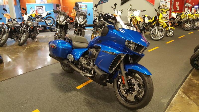 2018 Yamaha Star Eluder GT Option Package 3