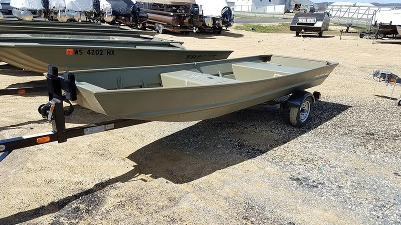 2017  Topper 1542 With Trailer for sale 58657