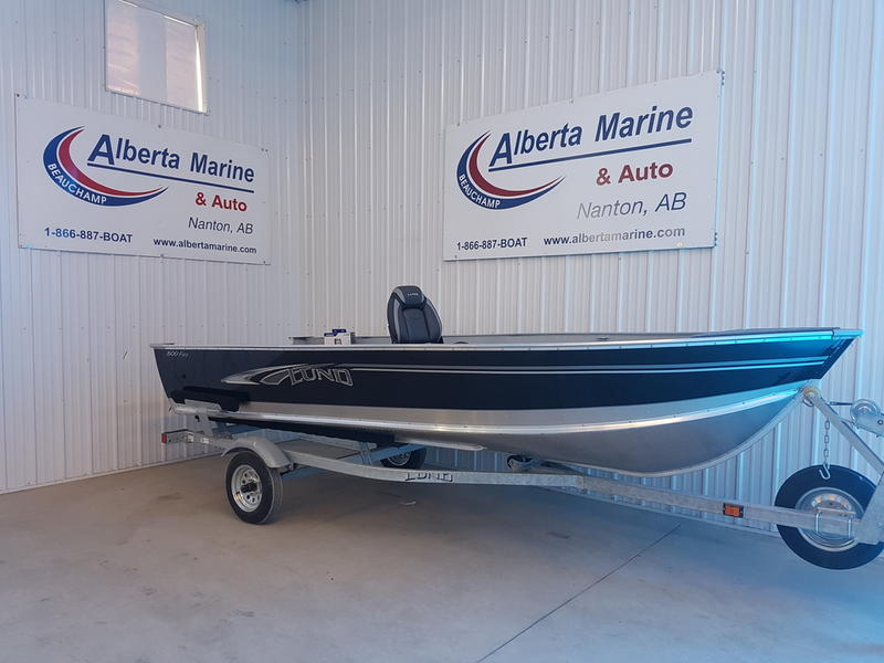For Sale: 2018 Lund Fury 1600 Tiller ft<br/>Alberta Marine