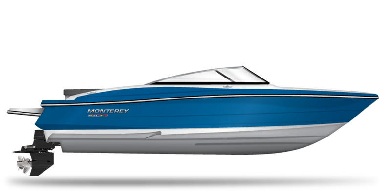 For Sale: 2020 Monterey 224 Fs ft<br/>Bay Marine
