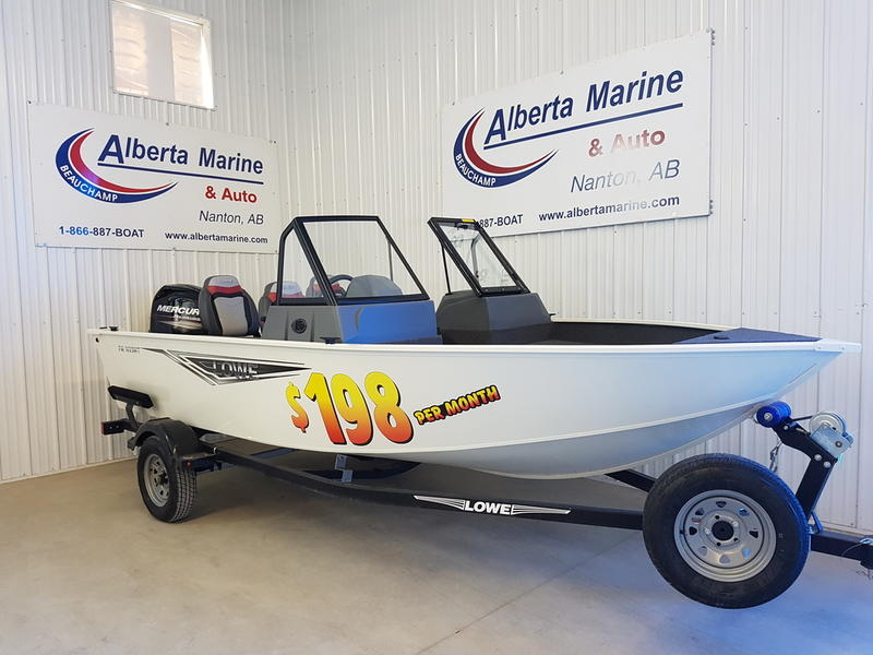 For Sale: 2019 Lowe Fm 1625 Wt ft<br/>Alberta Marine
