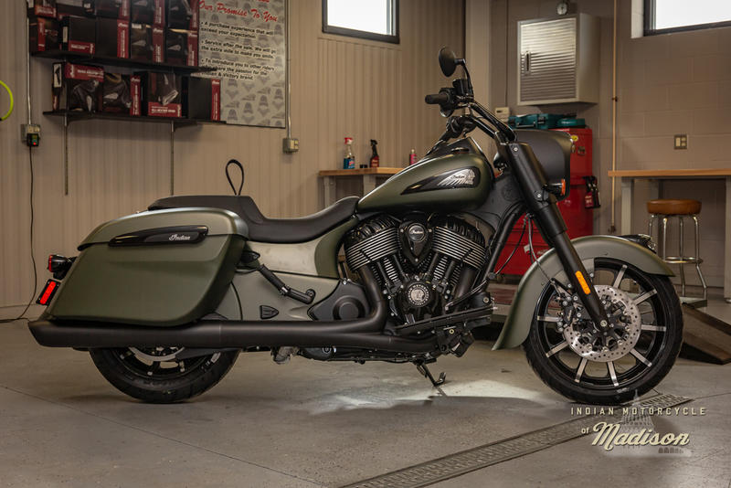 2020 Springfield Indian Motorcycle 2020
