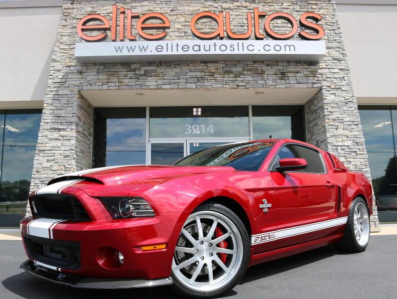 2013 Ford Mustang Gt500 Super Snake Super Snake Elite Autos Llc