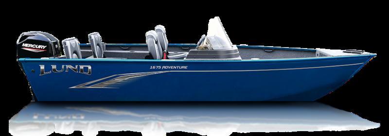 For Sale: 2019 Lund 1675 Adventurer Ss ft<br/>Bay Marine