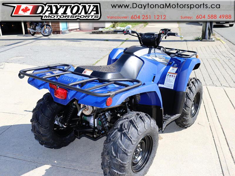 Yamaha 450 Atv >> 2020 Yamaha Kodiak 450 Eps Daytona Motorsports