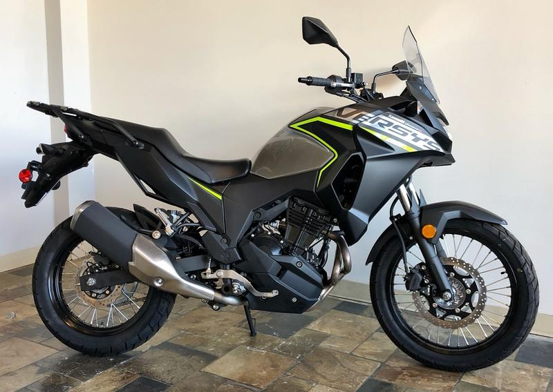 2019 Kawasaki Versys X 300 Cycle City Hawaii
