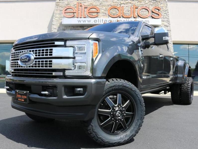 ford super duty   dually platinum   elite autos llc