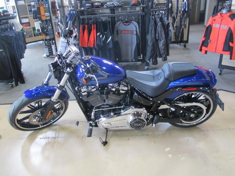 2019 Harley-Davidson® FXBRS - Softail® Breakout® 114 | Grand