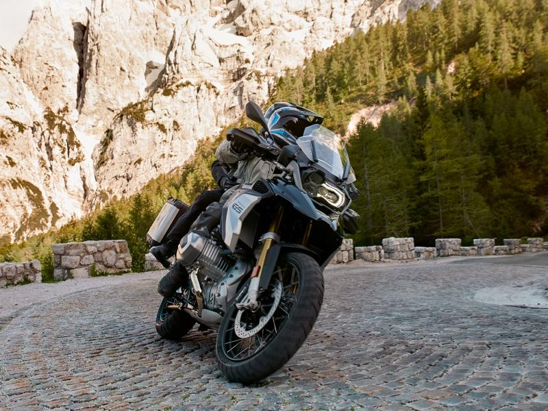 2019 BMW R 1250 GS Black Storm Metallic Premium   Herwaldt