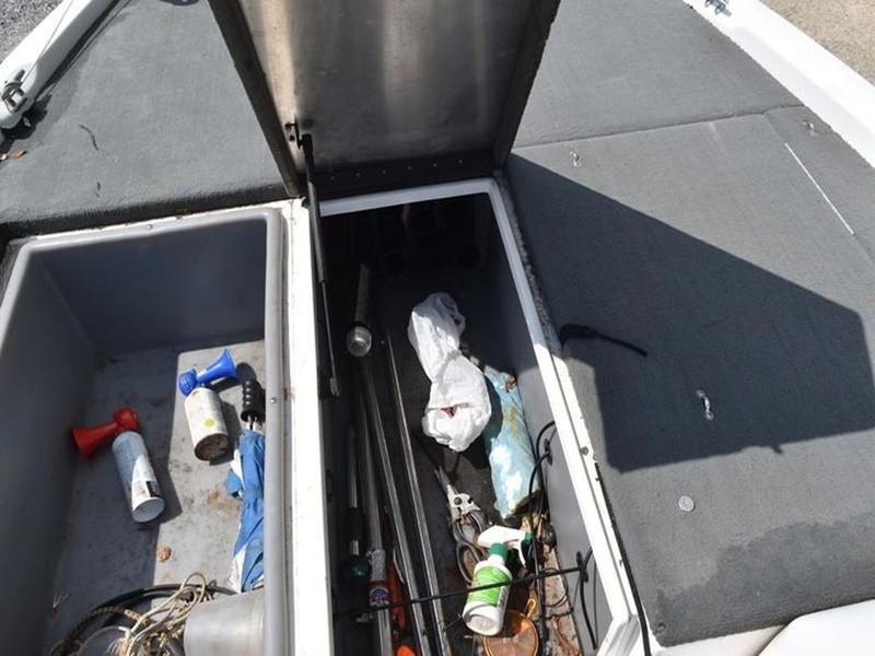 Used  2008 Stratos Boats 186 XT Bass Boat Bass Boat in Marrero, Louisiana
