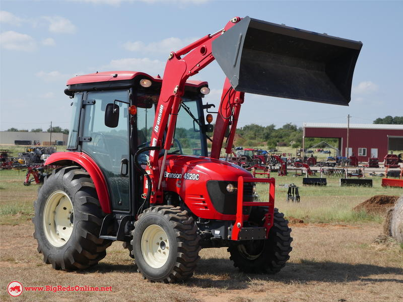 1900 Branson Tractors 4520C Stock: 13846 | Big Red's Equipment Sales