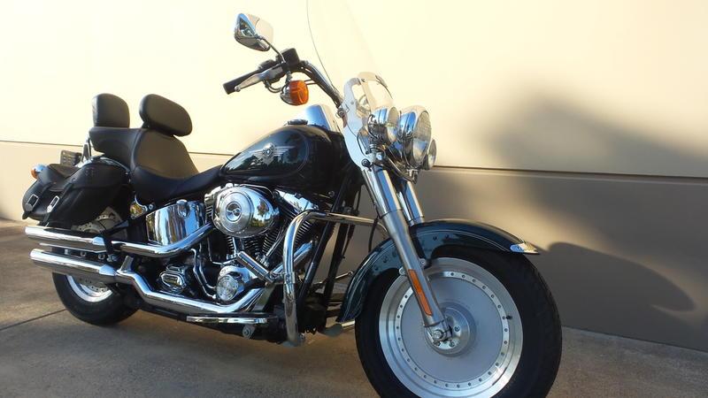Miraculous 2001 Harley Davidson Flstfi Fat Boy Injection Paradise Creativecarmelina Interior Chair Design Creativecarmelinacom