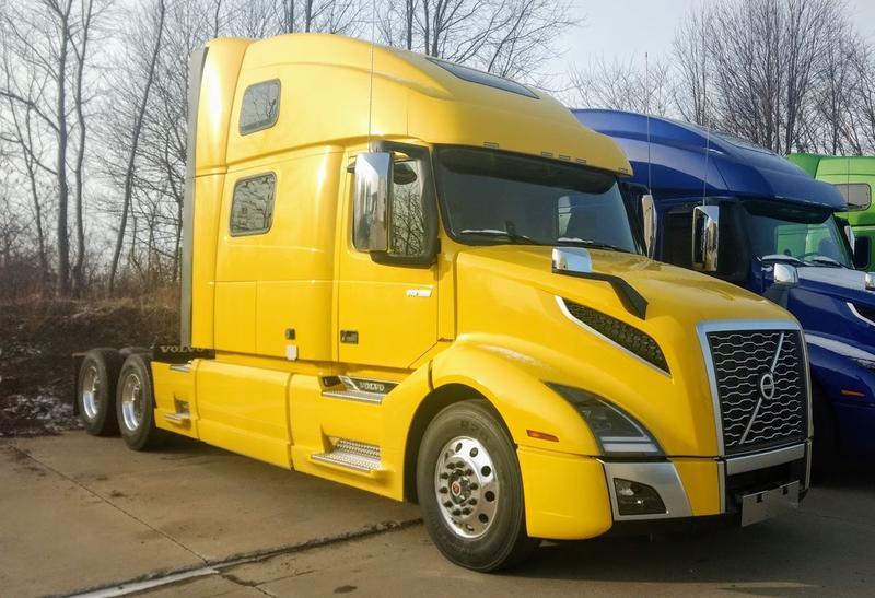 2021 volvo trucks vnl 860 mn230227