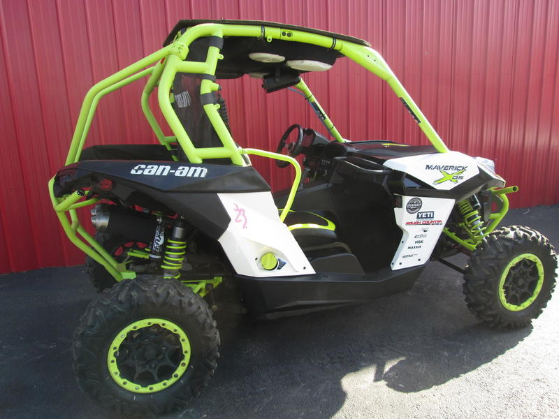 2015 Can-Am™ Maverick X ds 1000R 3