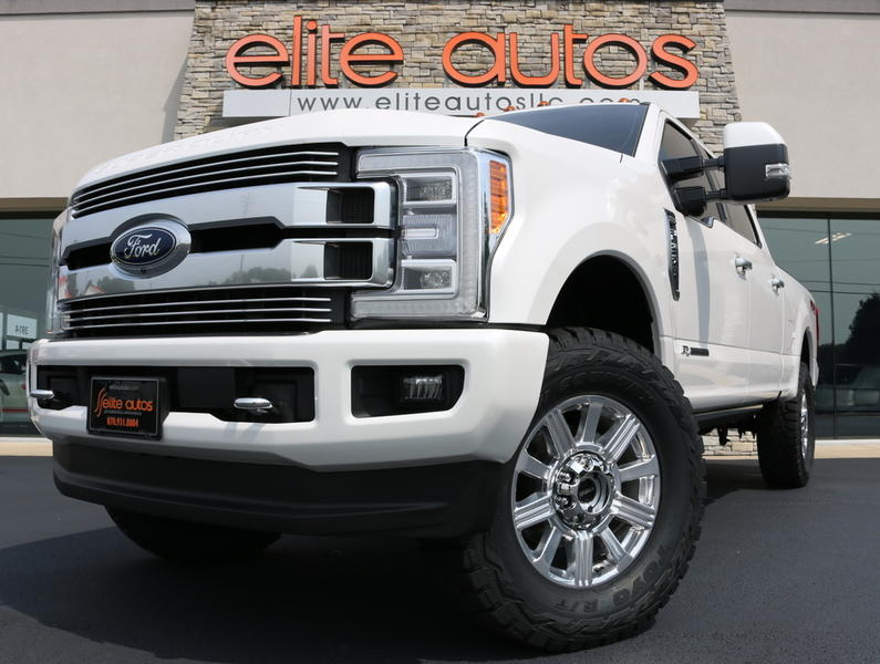 2019 Ford F250 Limited 3364 Elite Autos Llc
