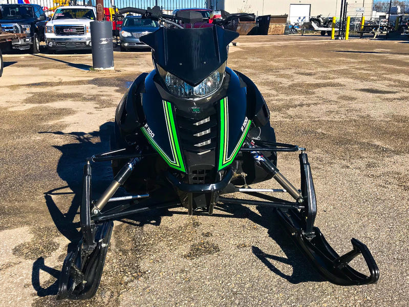 2012 Arctic Cat® ProCross XF 1100 Turbo Sno Pro 50th
