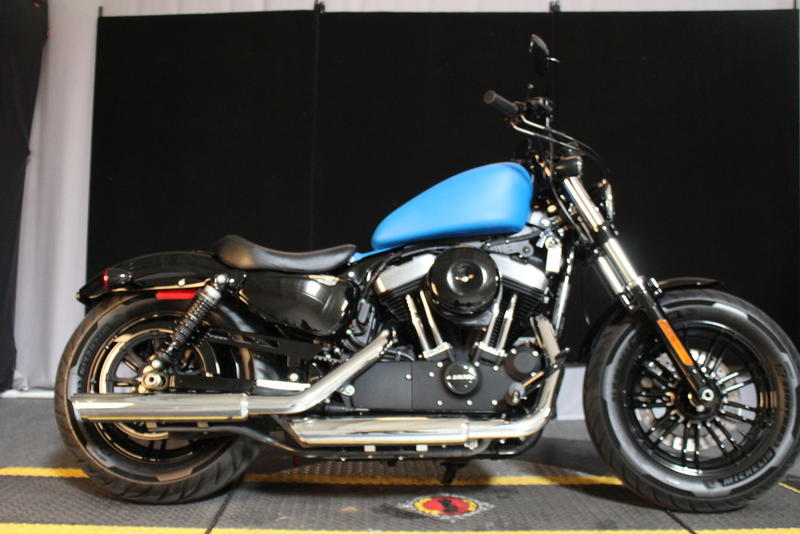 2019 Harley-Davidson® XL 1200X - Sportster® Forty-Eight ...
