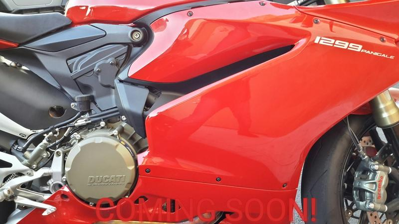 2015 Ducati 1299 Panigale Red | Sin City Indian Motorcycle®