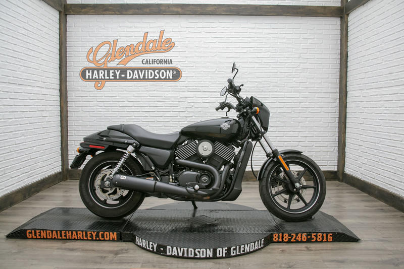 2015 Harley-Davidson XG750 - Street 750 for sale 63985