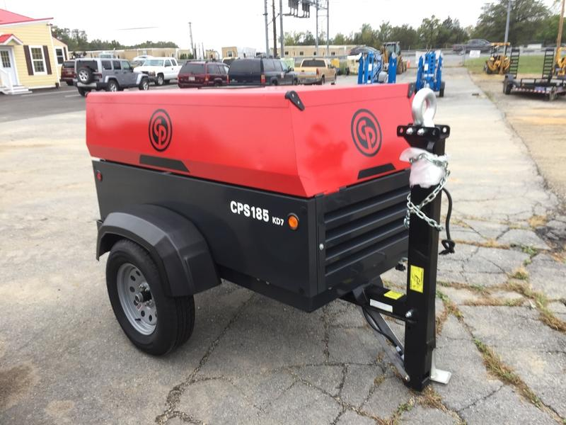 2017 CHICAGO PNEUMATIC CPS185-KD7 AIR COMPRESSOR 533330 Air Compressor