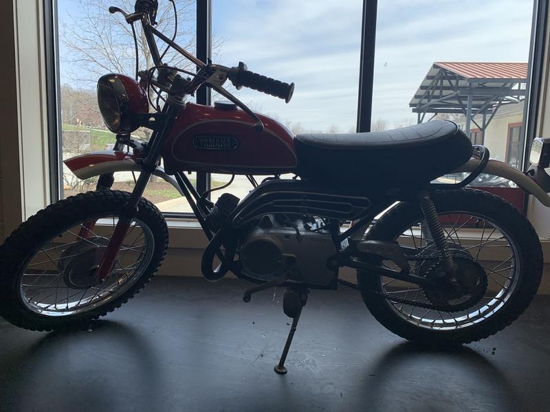 1971 Yamaha JT1   Cycle Max