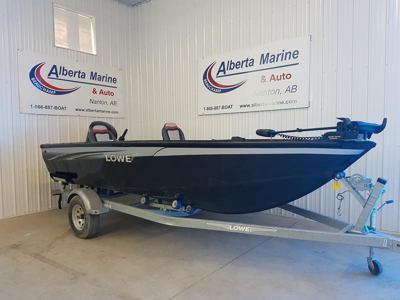 For Sale: 2018 Lowe Fm 1610 Tiller ft<br/>Alberta Marine