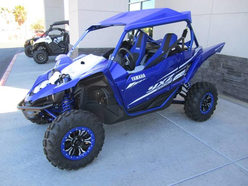 2018 Yamaha YXZ1000R SE | Bright Power Sports