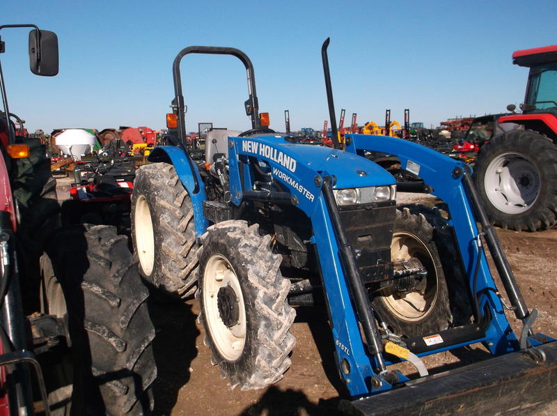 New Holland Workmaster 55 128100 | S&H Farm Supply