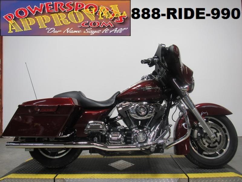 2008 Harley-Davidson FLHX - Street Glide 1