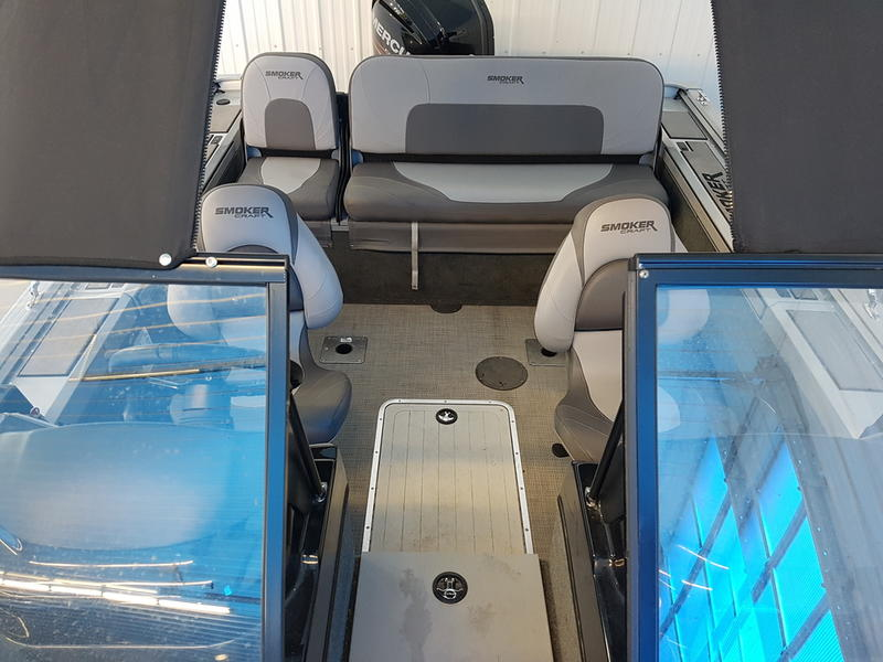 2017 Smoker Craft boat for sale, model of the boat is Pro Mag 172 & Image # 7 of 10