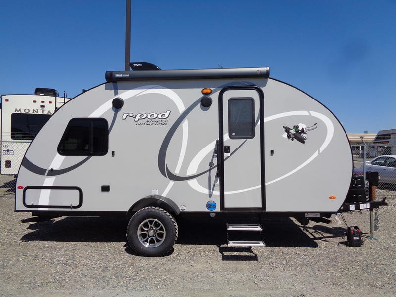 2020 Forest River R-Pod West RP-176 | Broadmoor RV on
