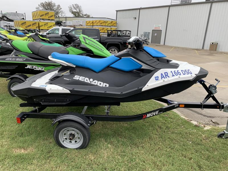 how much does a sea-doo spark weigh
