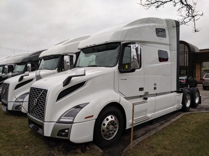 2021 volvo trucks vnl 760 rv820  beam mack sales  service