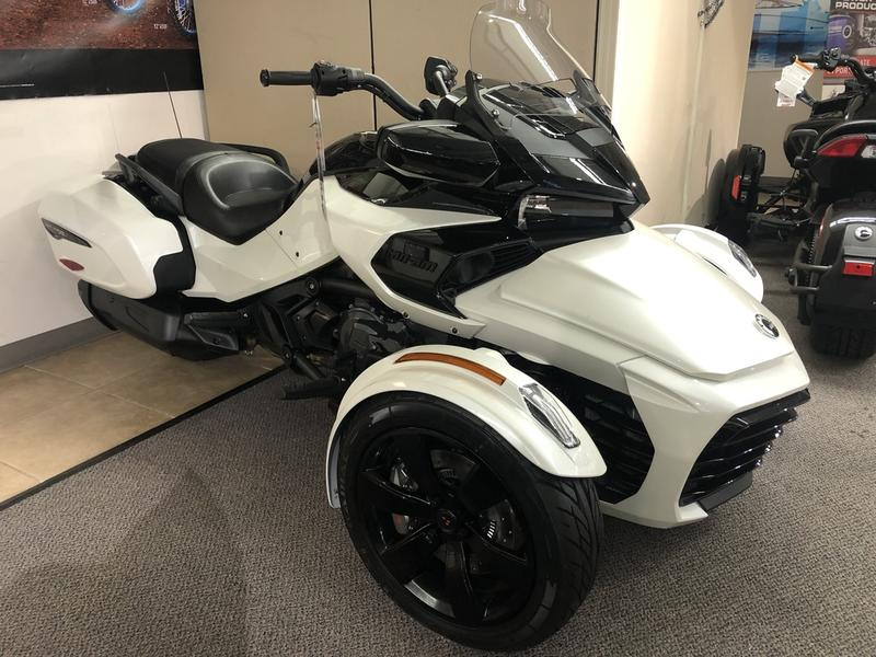 Spyder Motorcycle For Sale >> 2019 Can Am Spyder F3 T Riva Motorsports Miami