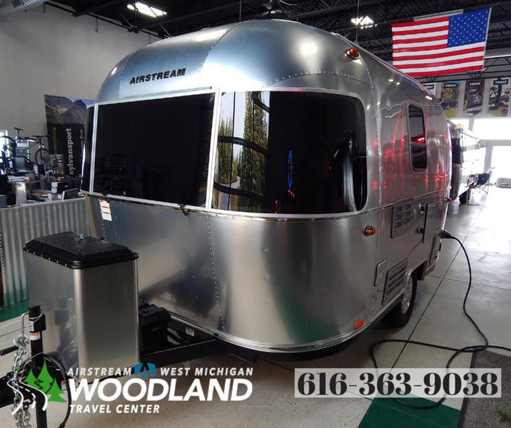 2019 Airstream Sport 16RB Stock: 2815 | Woodland Travel Center