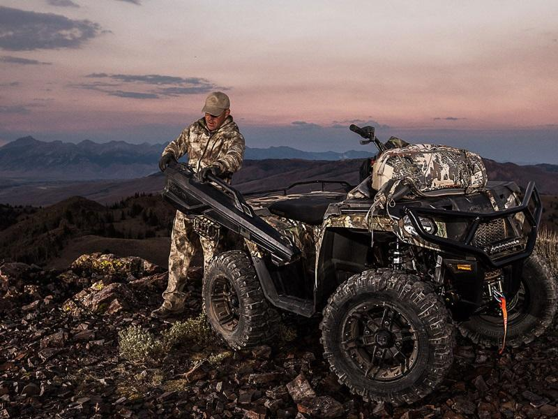 2020 Sportsman 570 EPS Polaris Pursuit Camo