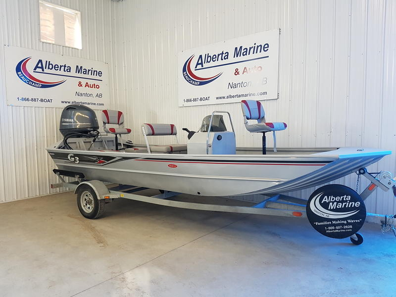 2019 G3 BOATS GATOR TOUGH 18 CCJ DLX for sale