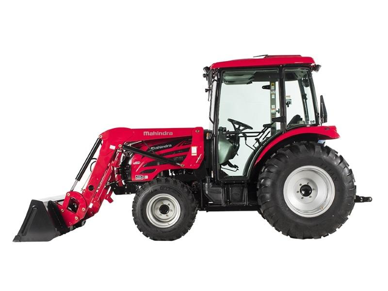 New  2018 Mahindra 2655 Shuttle Cab Compact Tractor in  McComb, Mississippi