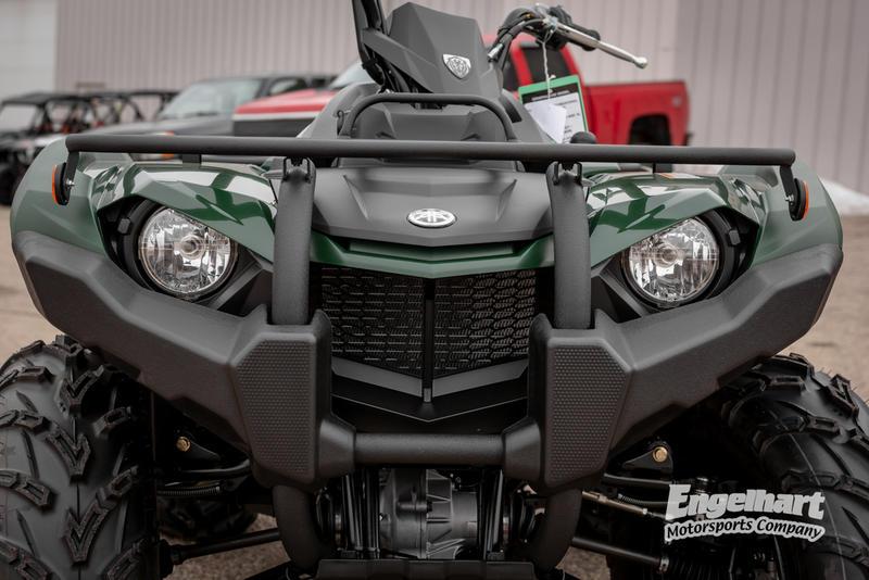 2019 Yamaha Kodiak 450 10