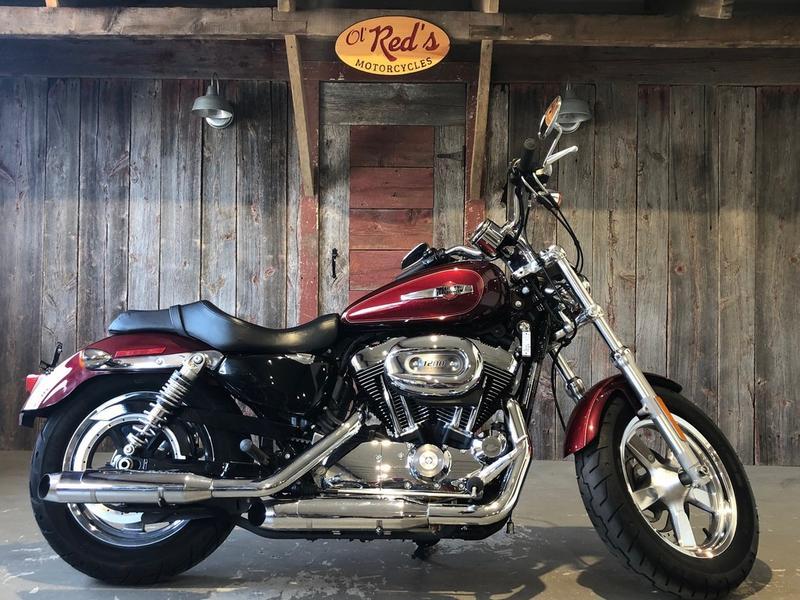 2016 Harley Davidson XL1200C Sportster 1200 Custom
