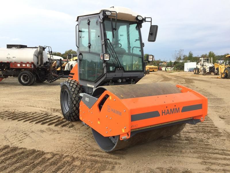 2016 HAMM H7I Drum / Roller Compactor