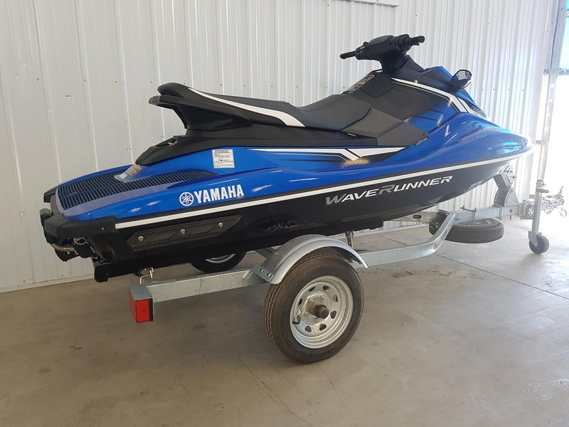 2018 Yamaha boat for sale, model of the boat is EX Deluxe & Image # 2 of 6