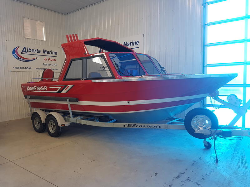 For Sale: 2018 Kingfisher 2025 Escape Hht ft<br/>Alberta Marine