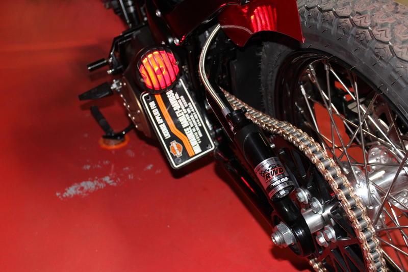 2019 Harley-Davidson® FXBB - Softail® Street Bob