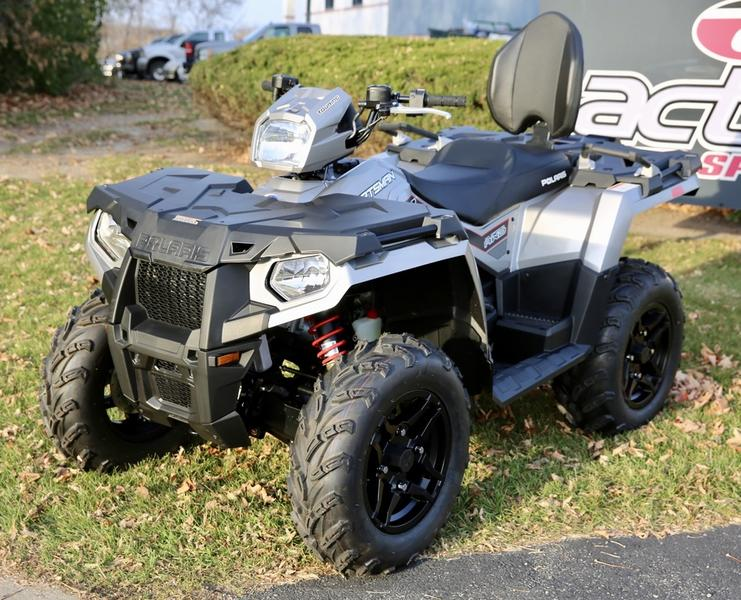 2018 Polaris Sportsman Touring 570 SP Silver Pearl for sale 58367