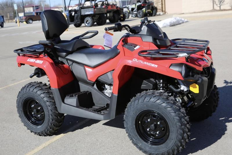2018 Can-Am Outlander MAX DPS 450 for sale 60610