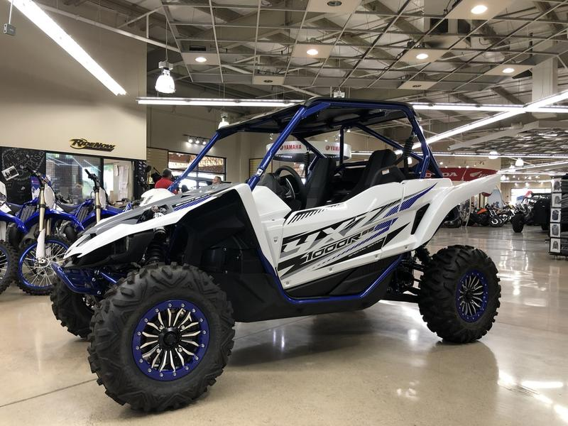 2019 Yamaha YXZ1000R SS SE Ultra White | RideNow Surprise