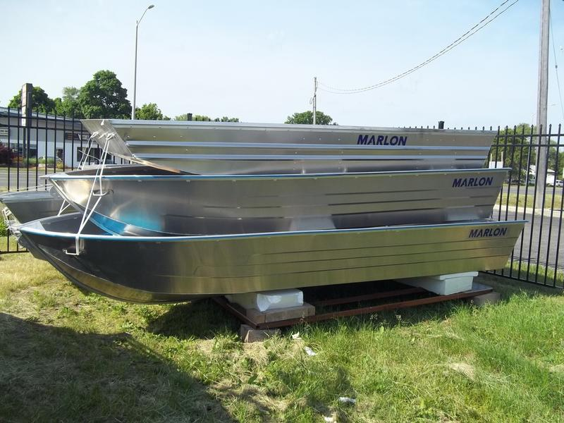 2018 Marlon boat for sale, model of the boat is ALUMINUM & Image # 1 of 6