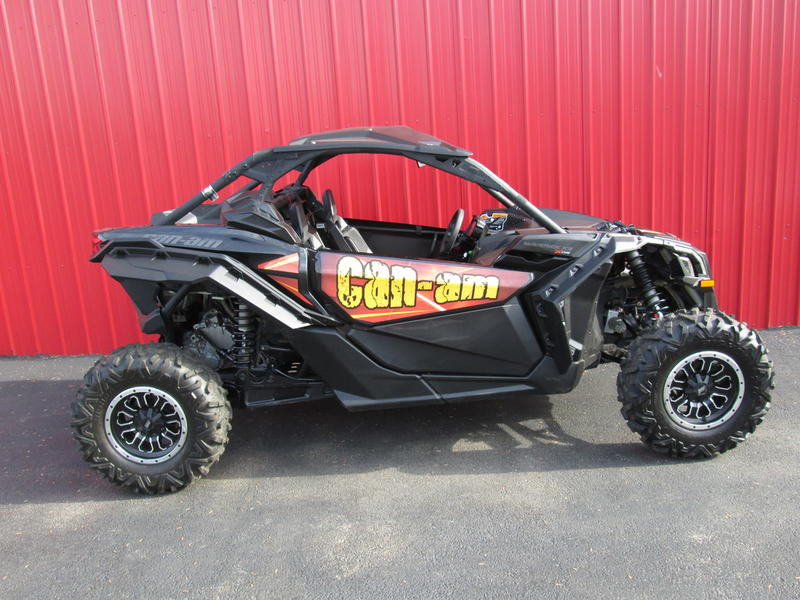2017 Can-Am Maverick X3 X DS Turbo R for sale 126983